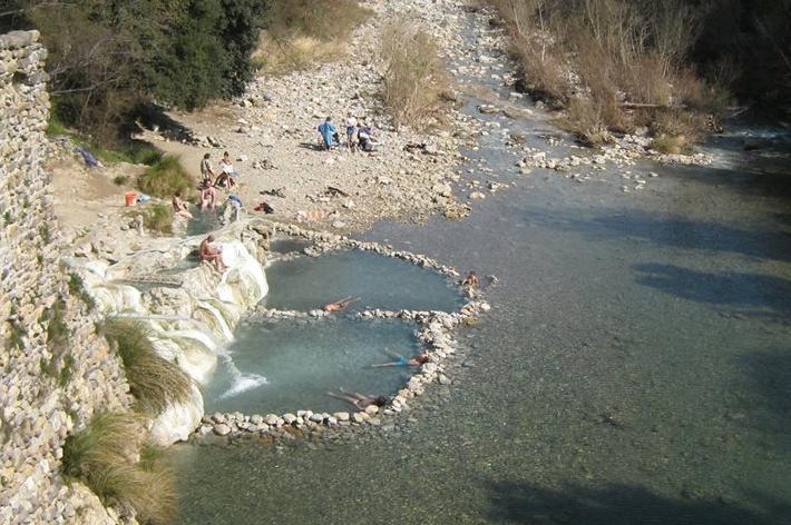 Bagni di Petriolo: si lavora per la riqualificazione del sito