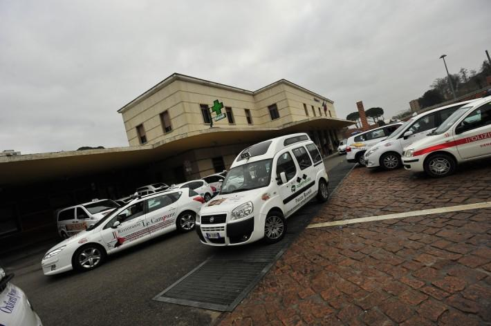 Ncc e taxi possono effettuare consegne a domicilio