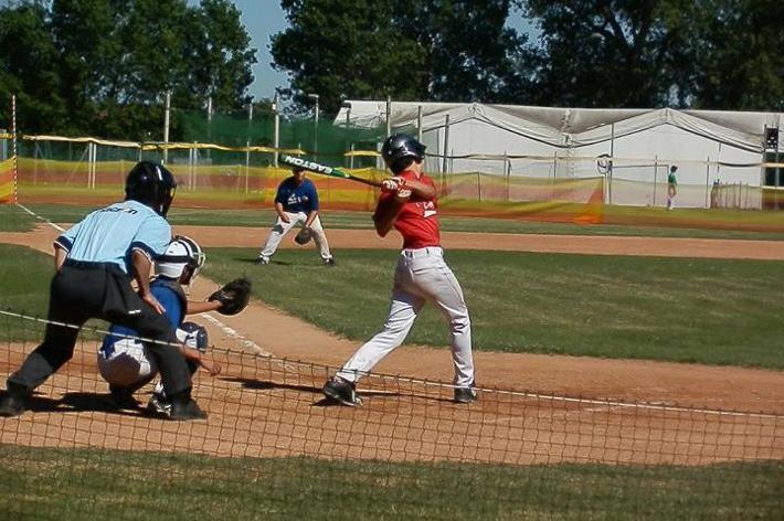 Baseball: la serie C in campo a Massa