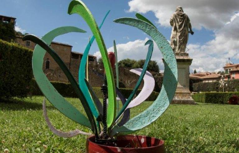 Forme nel verde: protagonisti 50 studenti di Accademie toscane