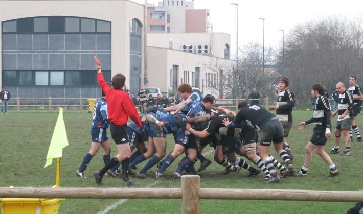 Parma dà una lezione di rugby al Cus Siena