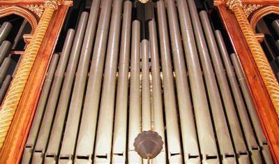 Concerto d'organo nella chiesa di San Vigilio