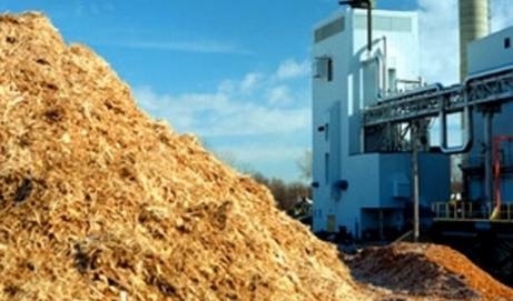 RCR e il nuovo impianto a biomasse di Colle