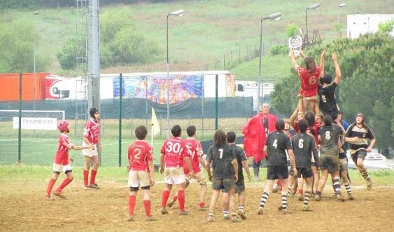 Rugby U 16: delusione Cus, sconfitto dai fiorentini