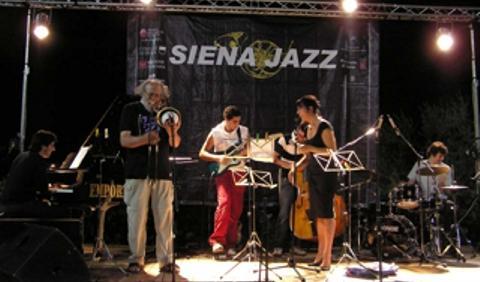 Allievi e docenti insieme nei concerti finali del Siena Jazz