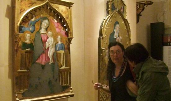 """Madonna del Vecchietta: finalmente """"a casa"""""""