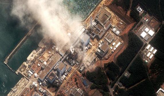 Diffusione gravissima della radioattività in Giappone