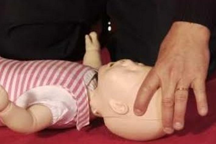 Disostruzione pediatrica: la Croce Rossa dà lezione a Montepulciano