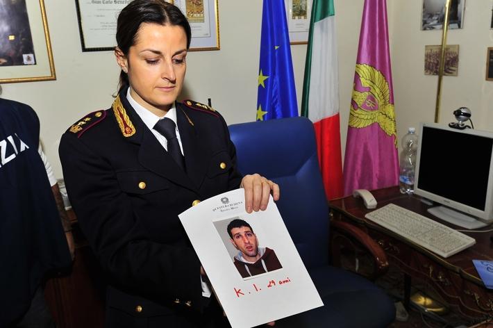 Il violentatore di Porta Pispini accusato anche di rapina