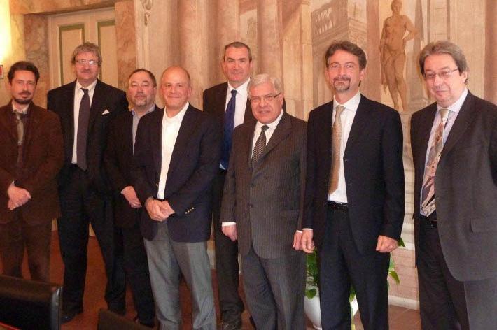 Fondazione e Siena Biotech incontrano Chdi Foundation