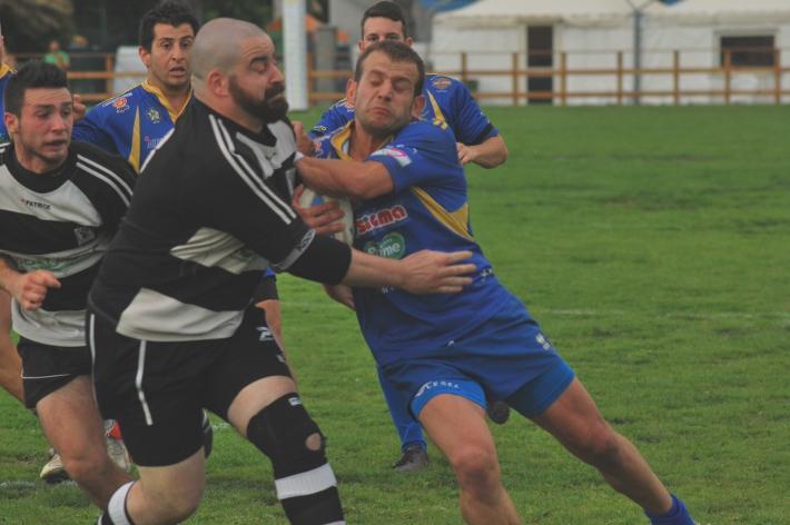 Rugby: Viterbo si aggiudica la prima partita