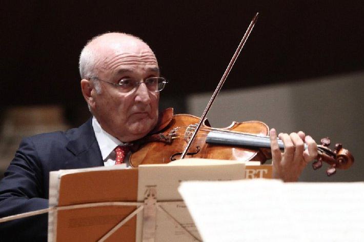 """Accardo in concerto: grande """"legend"""" della Chigiana"""