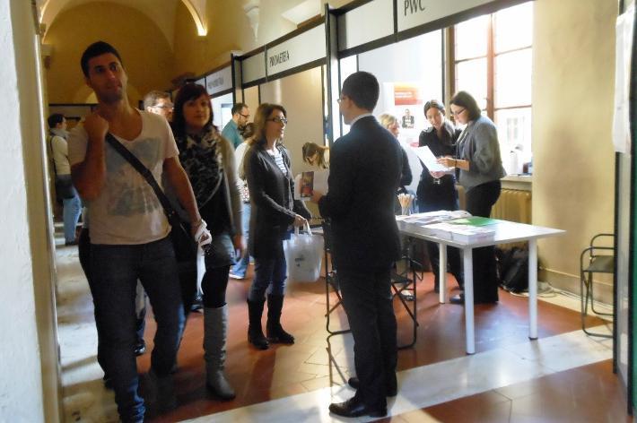 Career week 2017 all'Università di Siena