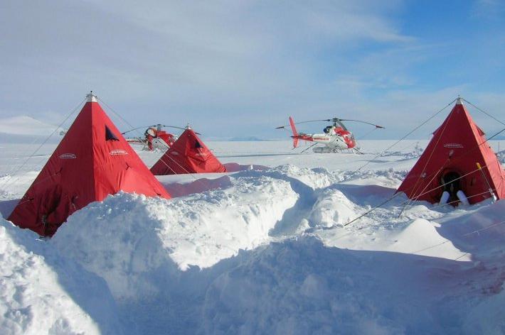 """""""Antartide fra immaginario, esplorazione e scienza"""""""