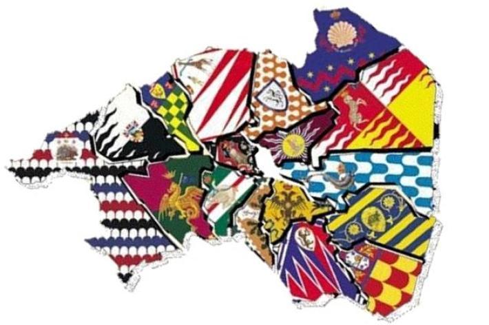 2 maggio: il Magistrato delle Contrade consegna le nuove bandiere