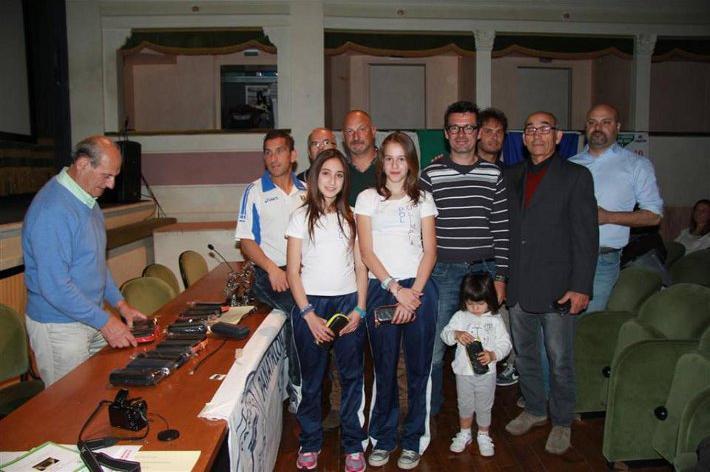 Premi Atleta colligiani assegnati a Cristina Berti e Atletica 2005