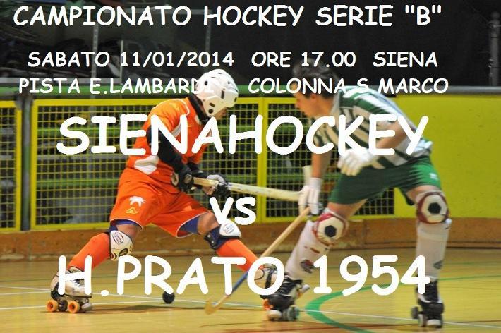 Hockey a rotelle: Siena attende Prato
