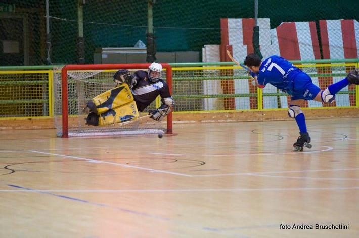 Hockey a rotelle: successo di Siena sul Prato