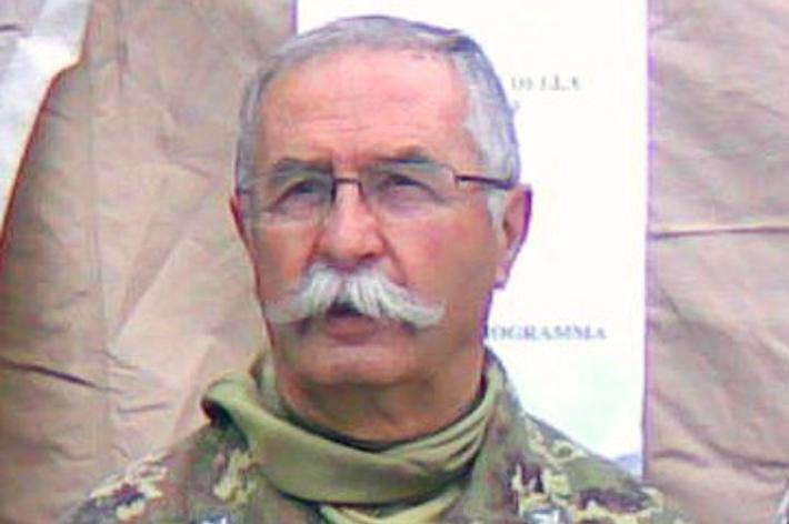 Cartocci (CRI) promosso colonnello
