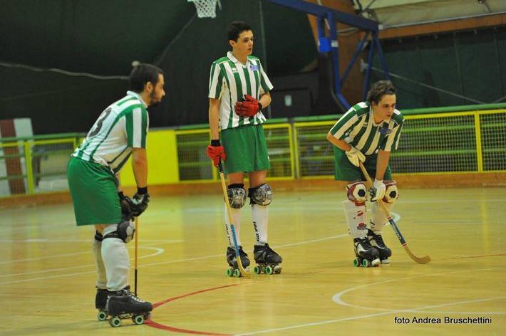 SienaHockey sfida Follonica