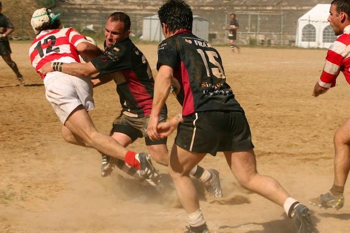 Rugby: finisce 10-10 l'andata tra Cus e Civitavecchia
