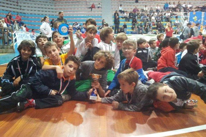 Aquilotti alla II°edizione del Torneo di Halloween Bees Pesaro